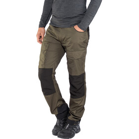 Pinewood Himalaya Pants Herr dark olive/black